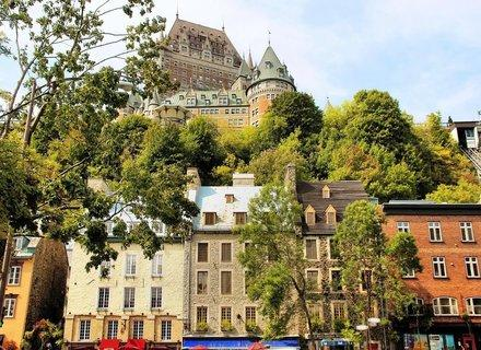 Highlights of Quebec City, St. Jacobs & Ottawa