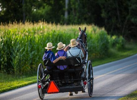 Little Bavaria, Amish Country and Waterfalls