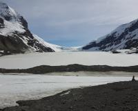 Athabasca Glacier, Jasper National Park;  Photo Credit: Sarah O'Connor