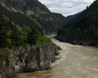 Fraser Canyon, British Columbia; Photo Credit: Sarah O'Connor