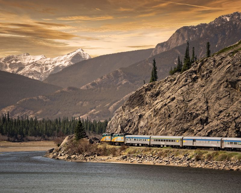 Canada By Rail Atlantic Tours Amp Travel