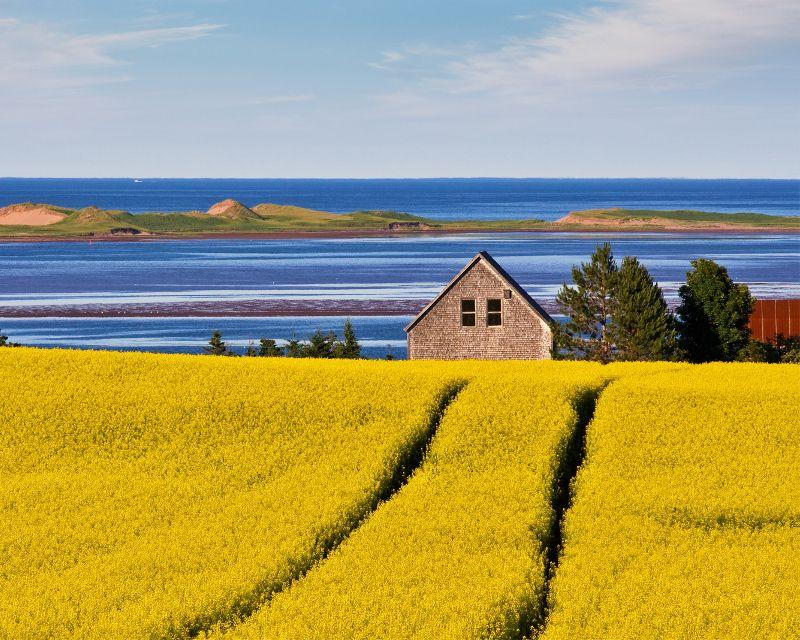 Private Tours Prince Edward Island
