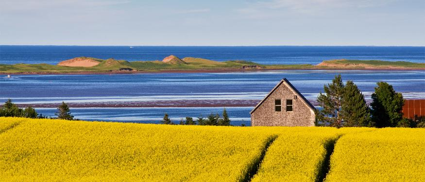 Best of Prince Edward Island Self Drive