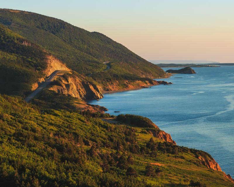 Image Result For Map Of Cape Breton Nova Scotia