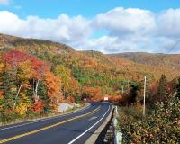 Cabot Trail, Cape Breton Island; Photo Credit: Sarah O'Connor
