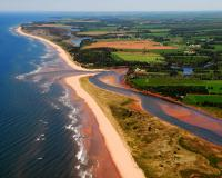 Red Shores of Prince Edward Island